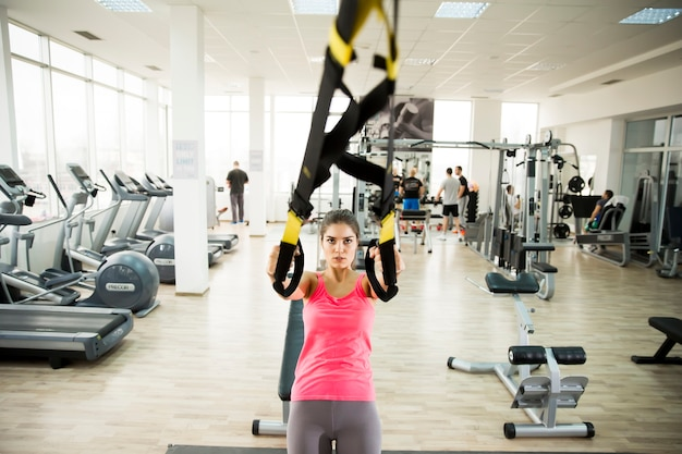 Concept workout healthy lifestyle sport