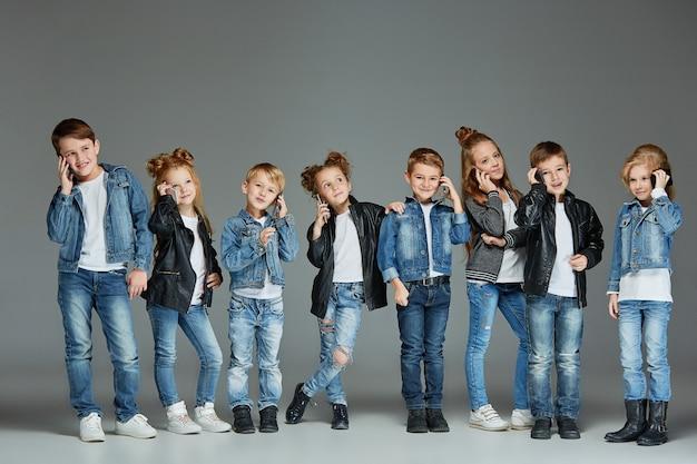 Группа детской студии concept