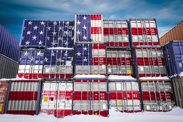 Концепция хранения товаров импортерами, экспортерами