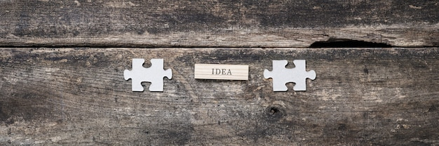 Conceptual image of innovation and idea