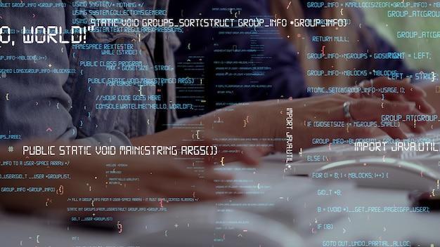 미래 소프트웨어의 개념 프로그래밍 및 코딩
