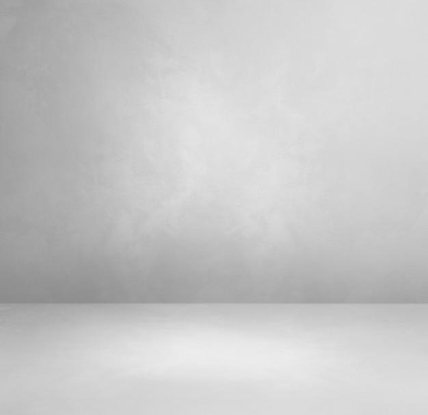 Бетонный интерьер фон. пустая шаблонная сцена