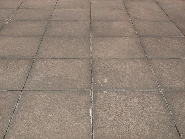 コンクリート歩道舗装
