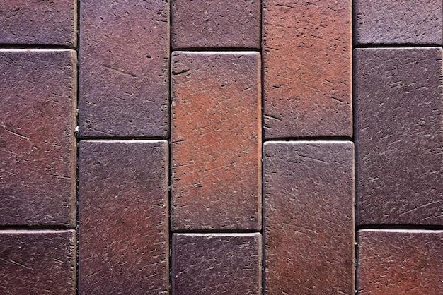 コンクリートタイル張りの舗装