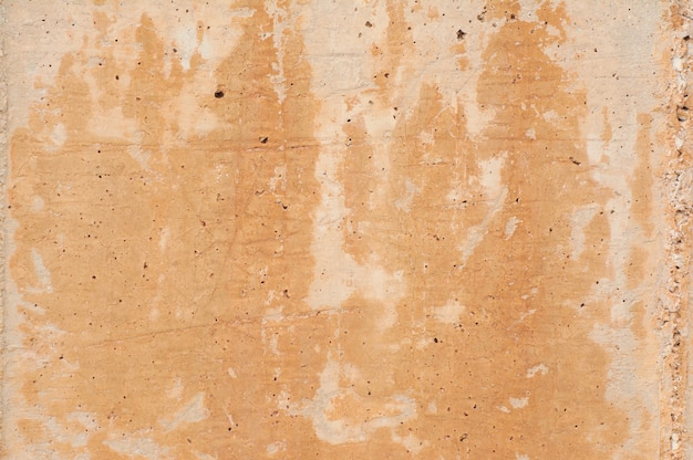 Concrete wall texture with holes and stains