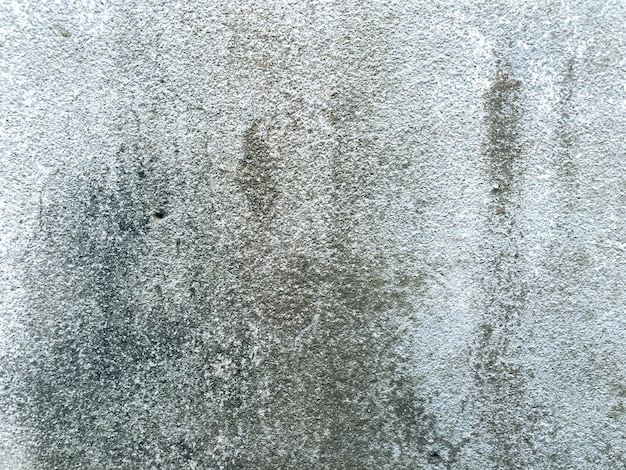 Concrete wall with stain as the background texture