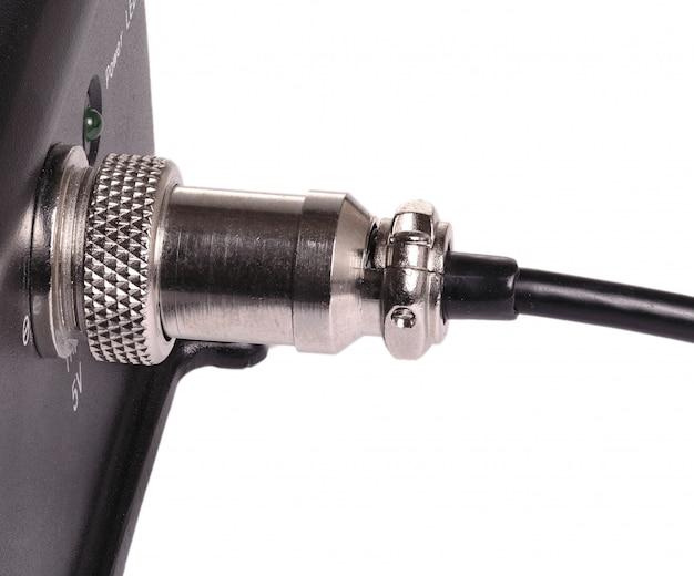 電気器具のコネクター
