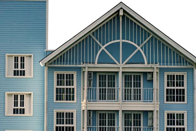 Строительство абстрактный фон деталь фасада с окнами