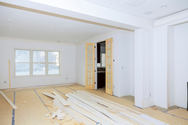 Construction building industry new home construction building construction