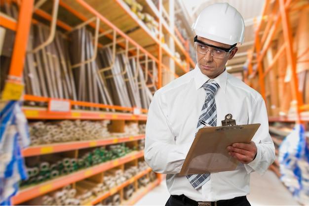Защитные очки строительного инспектора