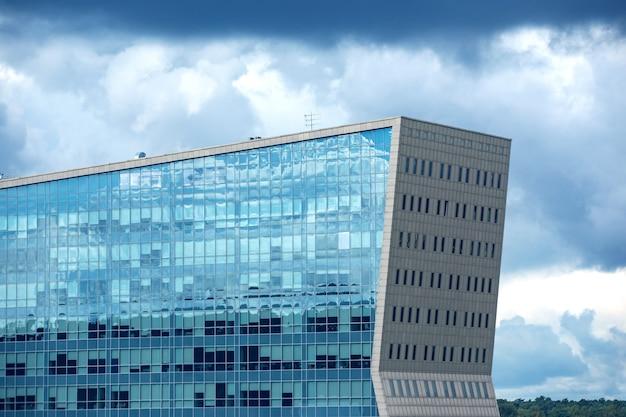 현대 주거 단지 및 사무실 건물 건설 모스크바 지구