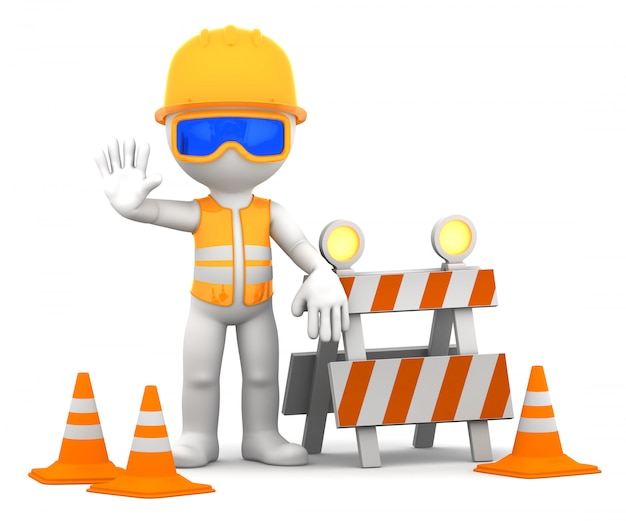 건설 노동자