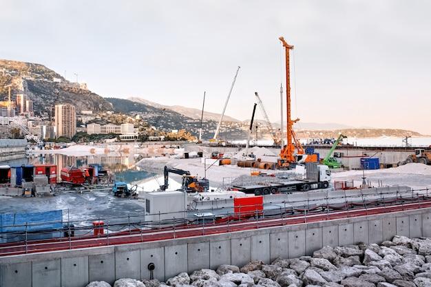 Строительные работы по стоимости в монако