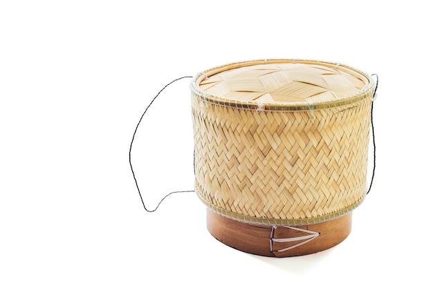 粘着性のある米のための容器