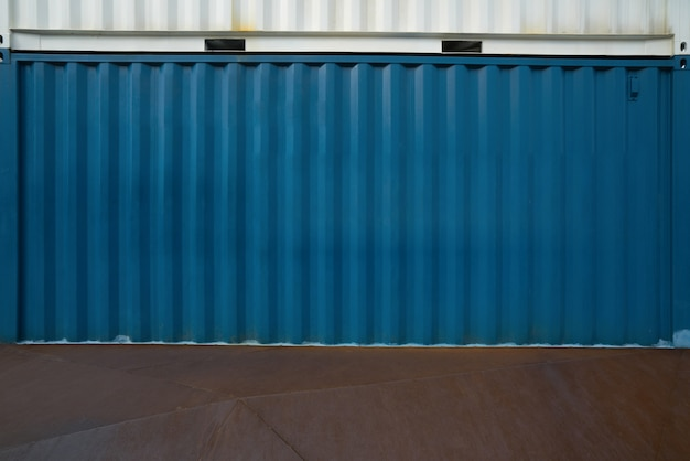 Container for industrial transportation