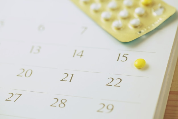 Contraceptive control pills and condom on date of calendar calculate date control the birth rate