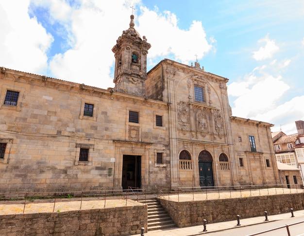 Convent and church of de las mercedarias descalzas, santiago