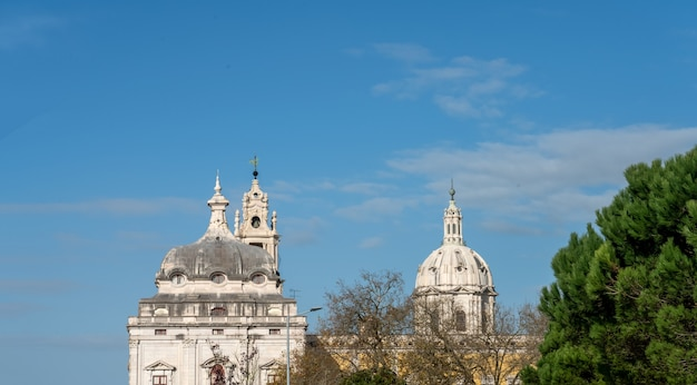 Convent and palace of mafra - portugal