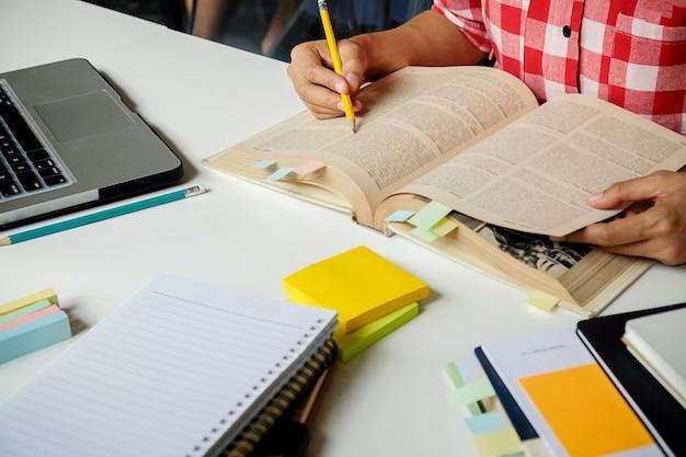 Conversation book planning participation college university