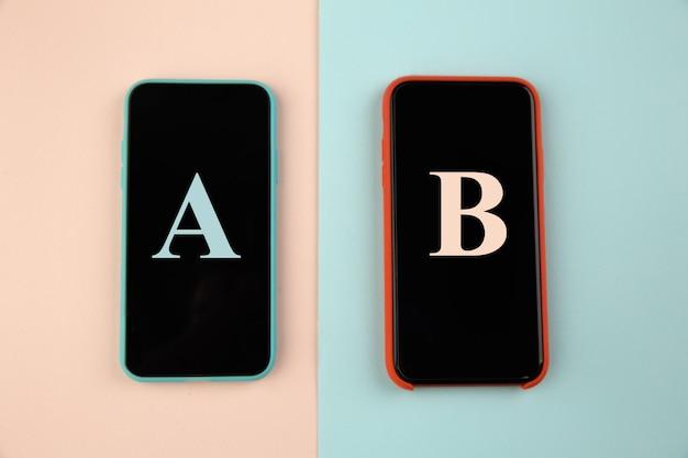 Воронка конверсии, ab-тест в маркетинге и интернет-рекламе.