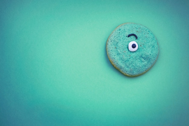 Cookie with eye