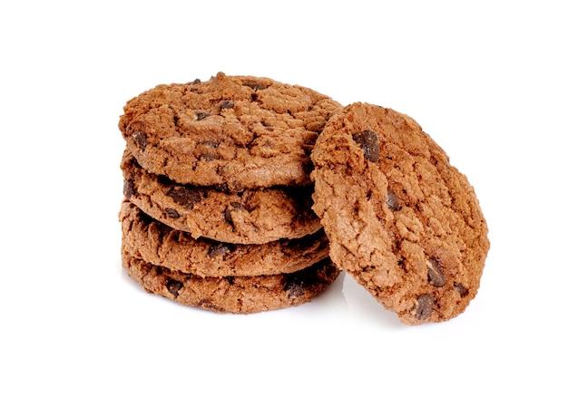 Печенье изолирован на белом