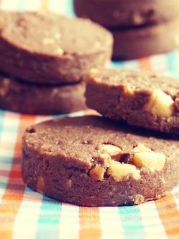 クッキー古いレトロヴィンテージスタイル