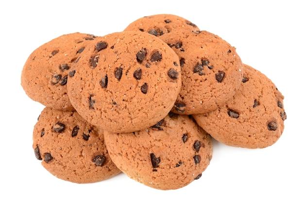 チョコレートとクッキー