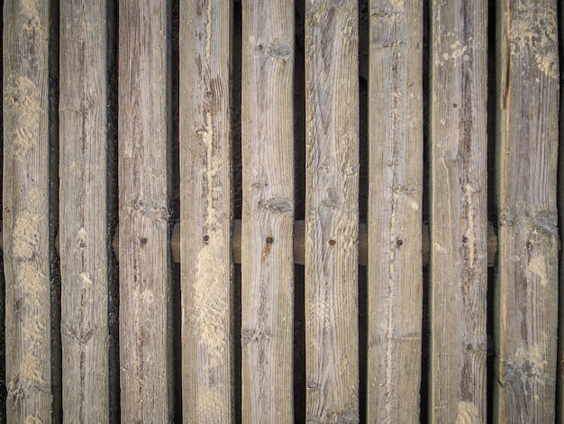 Cool  background of a wall with wood planks