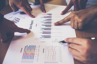 Cooperation statistics financial people professional