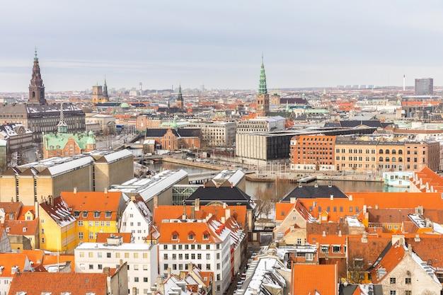 コペンハーゲン空撮