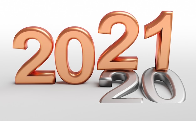 Copper 2021 numbers over metal 2020 numbers