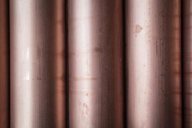 石油産業における銅パイプ合金ニッケル。