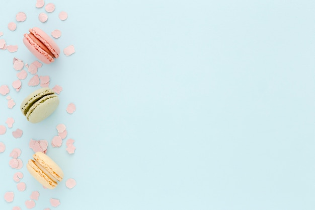 Копирование пространства macarons на столе