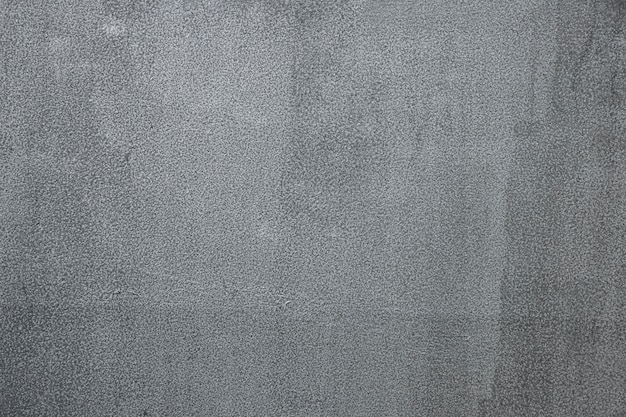 Copy space painted grey concrete wall