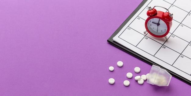 Копирование пространства временной шкалы таблетки