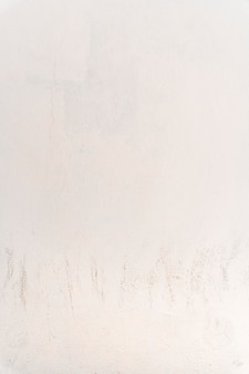 Копирование пространства уайт на открытом воздухе старые стены