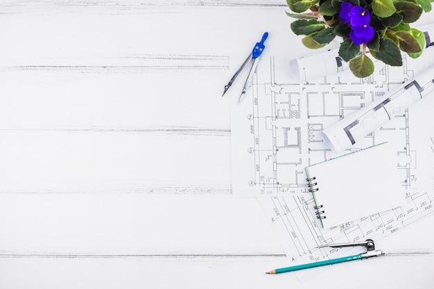 Copyspaceと建築のコンセプト