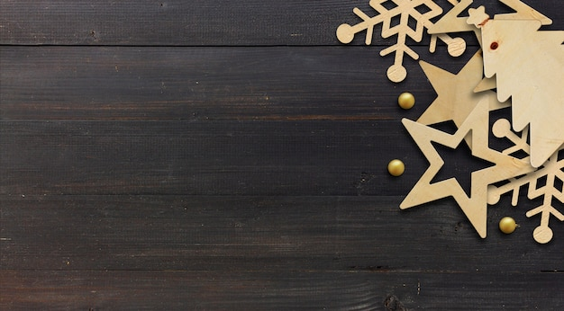 メリークリスマスと新年あけましておめでとうございますcopyspaceと背景
