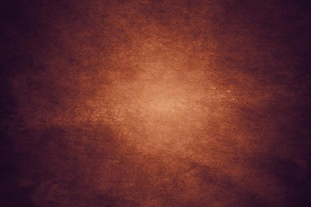 ゴールドの溝と汚れた質感の抽象的な背景に傷、copyspaceの亀裂