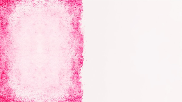Розовая акварель текстуру фона с copyspace