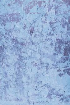 抽象的なグランジグレーブルー。テクスチャの粗い表面。 copyspaceの美しい広い背景または壁紙