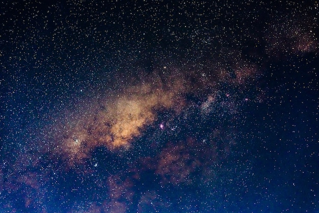 The core of the milky way