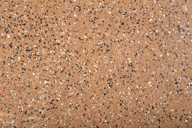 Cork board background cork surface texture for notes notifications and sticky notes for work or scho...