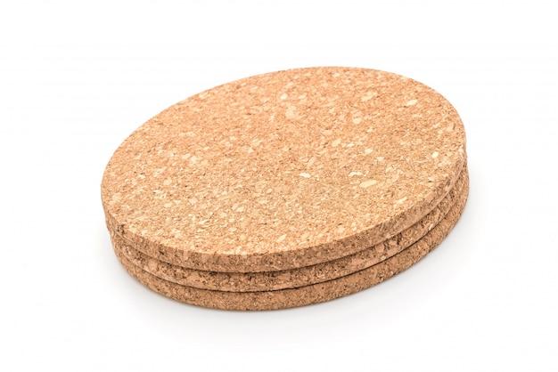 Cork plate mat
