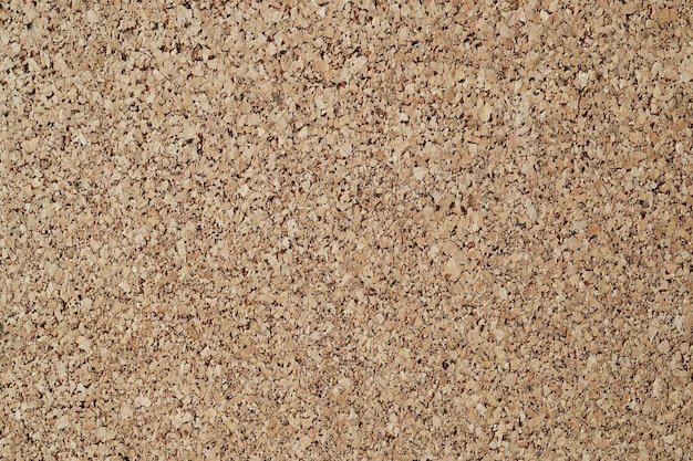 Cork surface texture