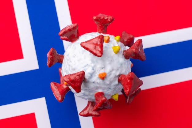 Эпидемия коронавируса в норвегии