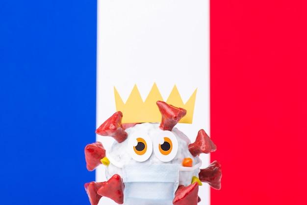 フランスでのコロナウイルスのパンデミック