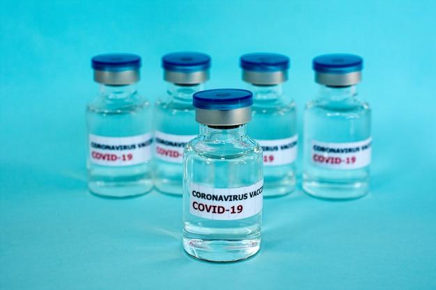 コロナウイルスの発生を防ぐためのコロナウイルスワクチンの製造