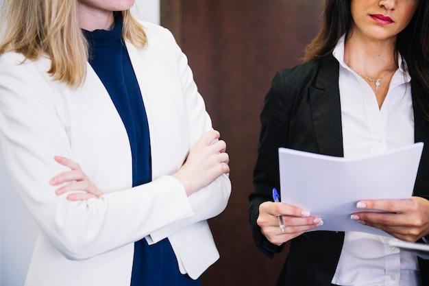 Corporate business women